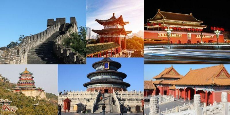 bejing city beauty