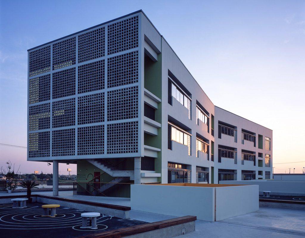 tongji-university-architectures